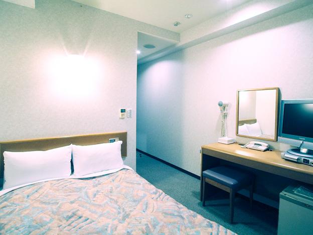 札幌 格安 ホテル/お一人様当たり3,650円♪お二人様で7,300円!格安セミダブルプラン