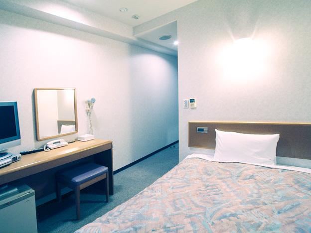 札幌 ビジネスホテル/昼までゆったりロングステイ「レイトアウトプラン」