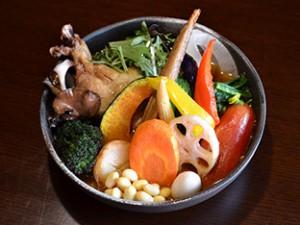 Soup Curry SAMURAI